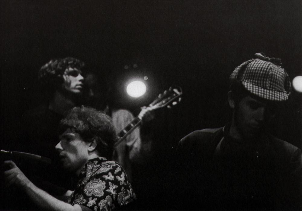 Jim Morrison van morrison