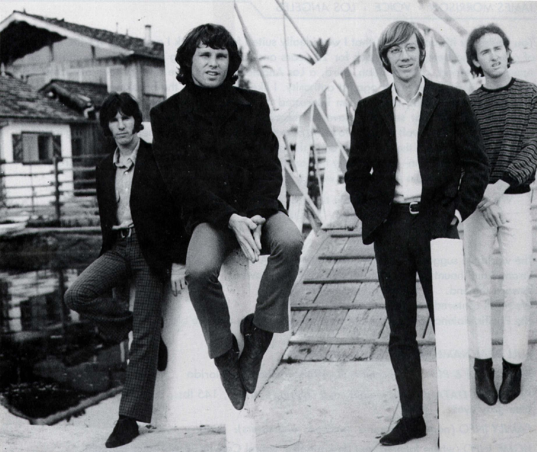O c t o b e r - D e c e m b e r  sc 1 st  The Doors Interactive Chronological History & doors1966